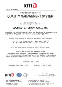 QUALITY MANAGEMENT SYSTEM Certificate of Registration